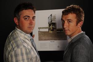 Dylan Cook and Mike Glenboski,