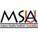Logo for Muslim Student Association